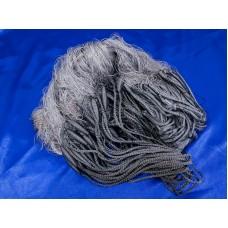 Сеть рыболовная финка нитка капрон 30 м трехстенная ячея от 25 до 70 BAZIS