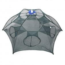 Раколовка зонтик на 8 входов