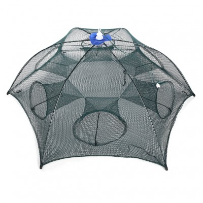 Раколовка зонтик на 10 входов